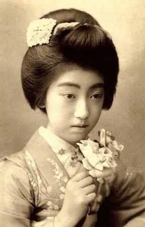 cuoc doi 2 geisha noi tieng bac nhat nhat ban (p1) - 1