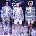 Thời trang - Hè 2014: Thời trang nam giới ngập tràn họa tiết hoa