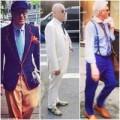 """Thời trang - Những quý ông New York """"gây sốt"""" vì vẻ sành điệu"""