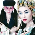 Thời trang - Huyền Trang xuất hiện ấn tượng trên tạp chí của Singapore