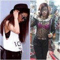 Thời trang - Xấu - đẹp mốt khoe áo ngực của thiếu nữ Việt
