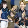 Làng sao - Lộ ảnh thân mật của Taeyeon (SNSD) và bạn trai