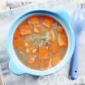 Bếp Eva - Cháo đậu xanh bí đỏ đầy bổ dưỡng