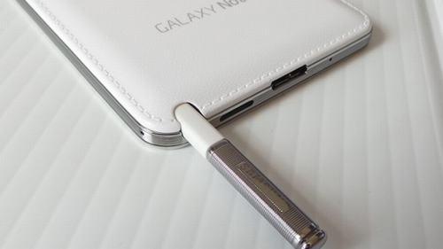 galaxy note 4 se duoc trang bi man hinh quad hd 5,7 inch? - 2