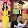 Làm đẹp - Soi vẻ đẹp 3 nhà báo Việt là Hoa hậu, người mẫu