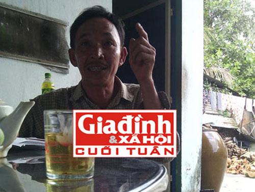 """nghi an cay dang bi con re tuong lai """"cam sung"""" - 2"""