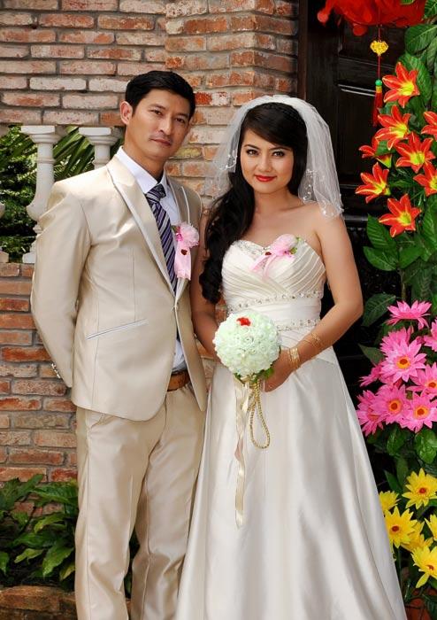"le phuong ""khac kho"" sau song gio hon nhan - 5"