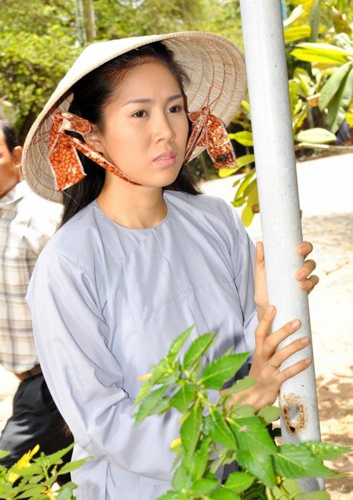"le phuong ""khac kho"" sau song gio hon nhan - 1"