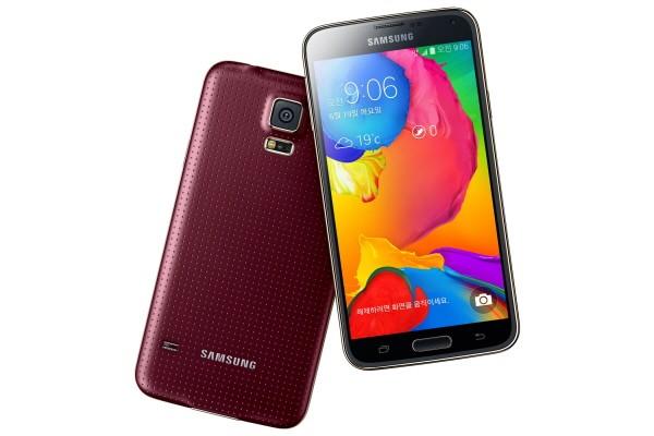 samsung galaxy s5 lte-a ra mat voi chip snapdragon 805 - 1
