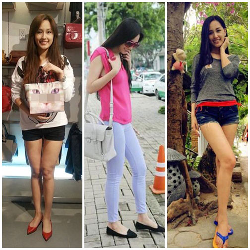 street style tien bo vuot bac cua mai phuong thuy - 1