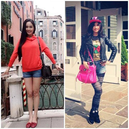 street style tien bo vuot bac cua mai phuong thuy - 2