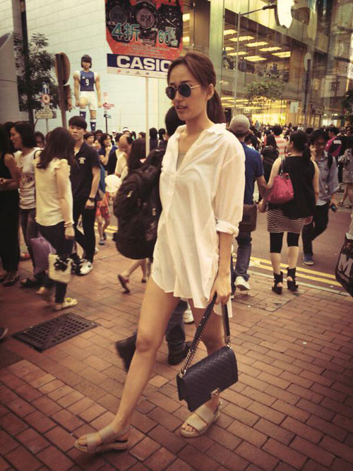 street style tien bo vuot bac cua mai phuong thuy - 4