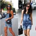 """Thời trang - Sao Việt diện quần yếm """"đụng hàng"""" các fashionista"""