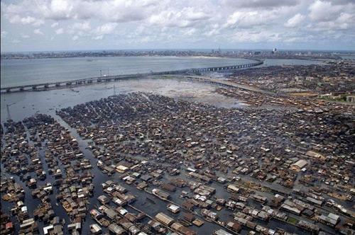 makoko: thi tran o chuot noi o nigeria - 1
