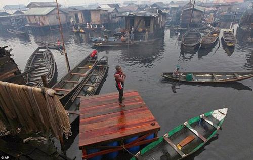 makoko: thi tran o chuot noi o nigeria - 10