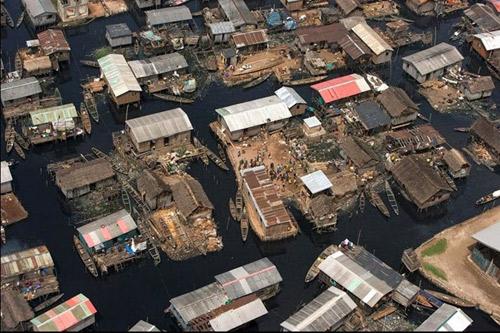 makoko: thi tran o chuot noi o nigeria - 12