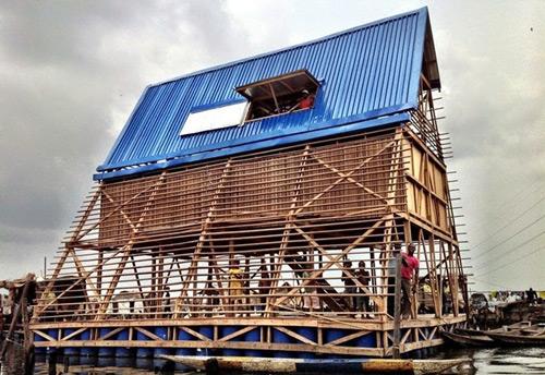 makoko: thi tran o chuot noi o nigeria - 14