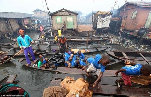 makoko: thi tran o chuot noi o nigeria - 7