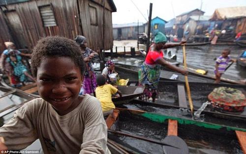 makoko: thi tran o chuot noi o nigeria - 8