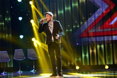 vo cu thanh trung dung cuoc o x-factor - 1