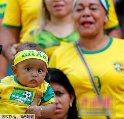 "nhung em be sieu ""cute"" mua world cup - 4"