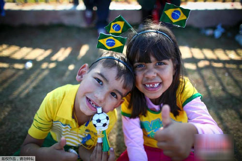 "nhung em be sieu ""cute"" mua world cup - 11"