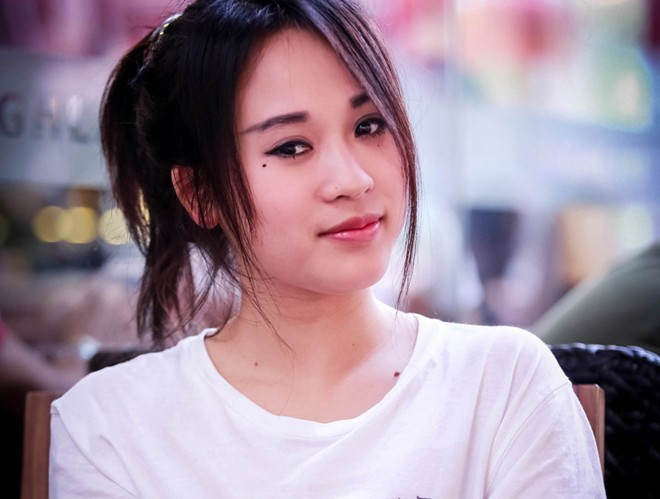 cuoc song khon kho it biet cua cac hot girl viet - 1