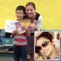 Làng sao - Bảo Nam nhận bằng khen học sinh giỏi Toán