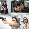 """Làng sao - Hoa đán TVB """"chịu chơi"""" khi nhập vai cảnh sát"""