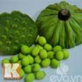 Bếp Eva - Theo hạt sen từ đầm ra tới chợ