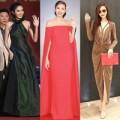 Thời trang - Thời trang thảm đỏ ấn tượng của Nong Poy