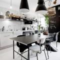 Nhà đẹp - Nhà 39m2 tự hào vì phòng bếp rộng, cá tính
