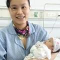Tin tức - Bé sơ sinh mắc trọng bệnh hồi sinh kỳ diệu