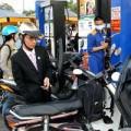Mua sắm - Giá cả - Doanh nghiệp được rộng quyền quyết giá xăng dầu?