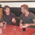 Làng sao - Tom Cruise và Beckham rủ nhau đi bar