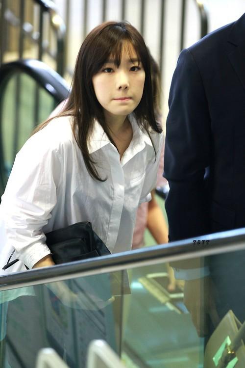 taeyeon (snsd) bat khoc truoc bao scandal - 5