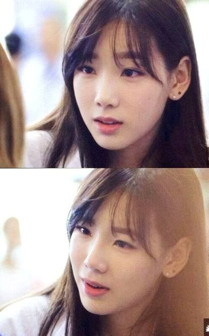 taeyeon (snsd) bat khoc truoc bao scandal - 2