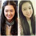 Làm đẹp - 8 cô gái Việt khuôn mặt giống hệt sao Hàn