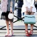 Thời trang - Sức hấp dẫn khó chối từ của giày đế thấp