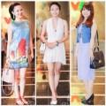 Thời trang - Đêm hè, chị em Hà Thành diện gì?