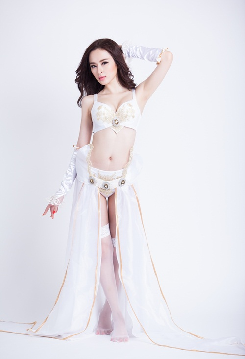 angela phuong trinh hoa chien binh sexy - 2