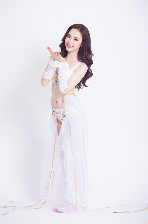 angela phuong trinh hoa chien binh sexy - 1