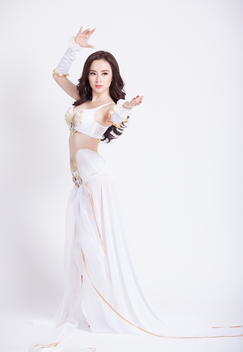 angela phuong trinh hoa chien binh sexy - 6
