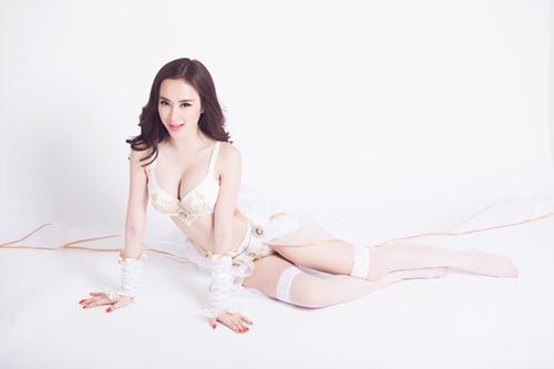 angela phuong trinh hoa chien binh sexy - 11
