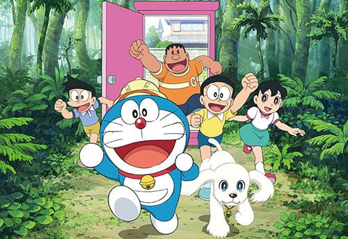 cung nobita tham hiem mien dat moi - 1