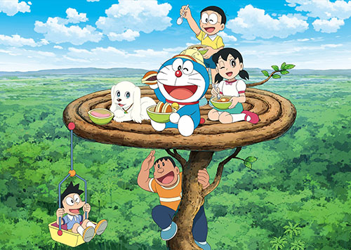cung nobita tham hiem mien dat moi - 2