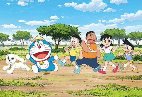 cung nobita tham hiem mien dat moi - 3