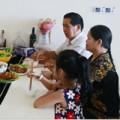 Clip hot: Chia sẻ thú vị về bữa cơm gia đình