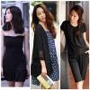 Thời trang - Chẳng ngại ngần diện màu đen mùa hè!