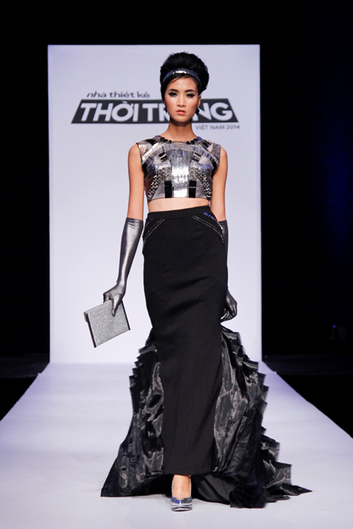 lo dien top 3 project runway 2014 - 2